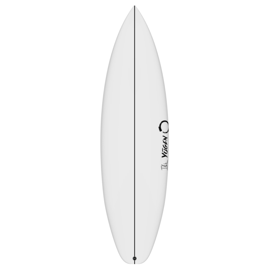 IKi Shortboard Front View